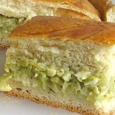 Pie with cabbage and meat. Recipes with photos.
