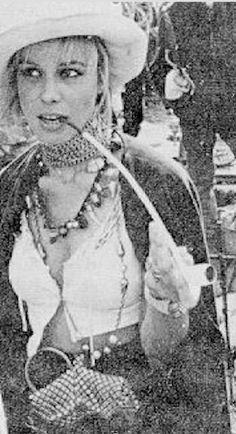 Anita Pallenberg '60's