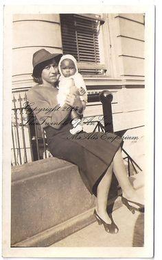 Vintage Photos lot of 4 African American baby by TheTwinkleOfAnEye, $6.50