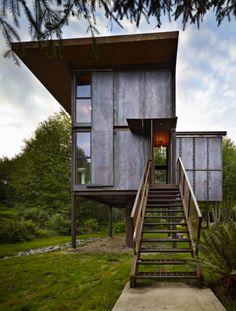"kateoplis: "" My fishing cabin, by the singular Olson Kundig """