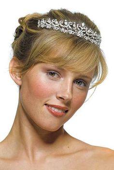 Tiara para novias Mod. 8757  Mas modelos: http://www.nuestraboda.com/tienda/tiaras/index.php