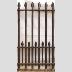 Railings, Grilles & Gates - LASSCO - England's Prime Resource for Architectural Antiques, Salvage and Curiosities