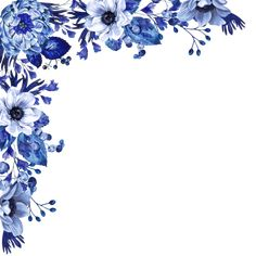 339 Page Corner Art Floral, Floral Drawing, Floral Artwork, Blank Wedding Invitation Templates, Wedding Invitation Background, Invitation Mockup, Flower Background Wallpaper, Flower Backgrounds, Wallpaper Backgrounds