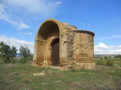 Ermita de los Dolores , S. XIII , Huesca.