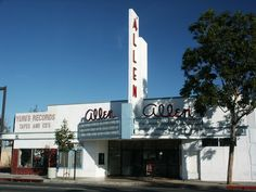 The Allen Theatre 3809 Tweedy Boulevard, South Gate, CA 90280. Now Closed. I saw a lot of movies here! follow the link to read a lot more about the Allen...