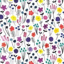Brush Strokes - Flower Fields