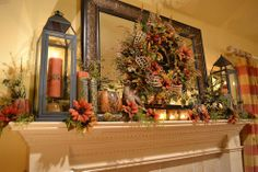 good (or variation of) for mantel, buffet or altar at church