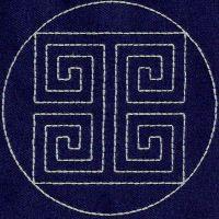 Designs in Stitches - Sashiko 2