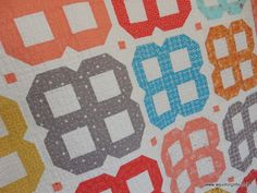 A Quilting Life - a quilt blog: Bloom | A New Pattern