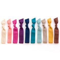 Hair elastic- great colors