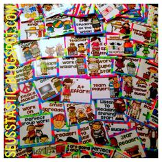 Positive Rewards for Classroom Management