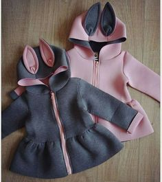 Coisa mais fofa da @tudoparabaixinhos esses casaquinhos de coelhinho. Ameiii Super Promo