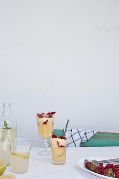 Summer Cream | Photography and Styling by Little Upside Down Cake