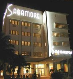 As much as I dislike Miami's South Beach, The Sagamore Hotel is a paradise, especially when you get upgraded to a suite. Plus, the pool, and the cocktails by it, are to die for.