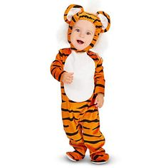 Toddler Lil' Tiger Costume