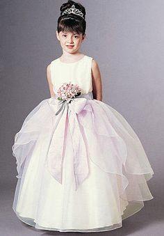 Flower girl dress by LovelyLadyBridal on Etsy