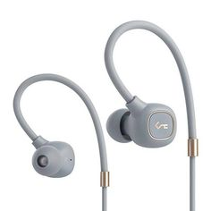Using Bluetooth technology, Aukey Key Series dual driver wireless earbuds deliver stable wireless connection, and aptX technology allows the earbuds to Bluetooth Gadgets, Wireless Earbuds, Ear Phones, Krishna, Speakers, Product Design, Insight, Smartphone, Audio