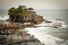 Bali, temple - brother is best photograph ever