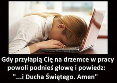 … i Ducha Świętego. Amen Weekend Humor, Man Humor, Poland, Lol, Entertaining, Cool Stuff, Memes, Funny, Quotes