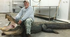 NORTH CAROLINA ALLOWS ALLIGATOR HUNTING FOR FIRST TIME IN OVER 40 YEARS