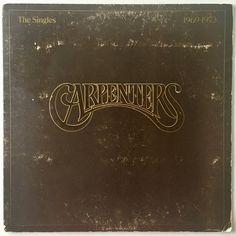 Carpenters The Singles 1969-1973 LP Vinyl Record Album A&M