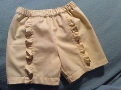 https://flic.kr/p/rikA8f   image   Sunny days shorts with ruffles