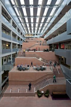 BBC Scotland at Pacific Quay by David Chipperfield Architects