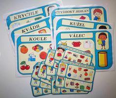 6 karet k demonstraci / výzdobě /A4 + 12 karet pro děti - kroužkování stejných tvarů Safari, Phone Cases, 3d, Author, Phone Case
