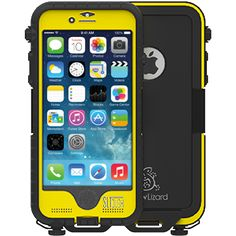 Waterproof iPhone Case, Rugged iPhone Case, Battery Solar iPhone Case – Snow Lizard Products