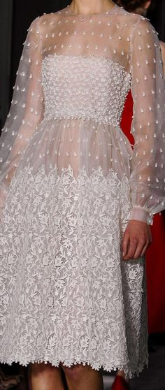 Valentino spring 2013 couture details ♥✤ | Keep Smiling | BeStayBeautiful