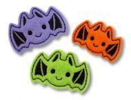 GG Designs Embroidery - Halloween Pencil Toppers Set 3 FELT STITCHIES (in the hoop) (Powered by CubeCart)