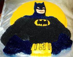 Dark Batman - Kids' cake