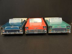 Mel's Diner Reno Kids Meal Car Boxes Set Of 3  $15.97        1747 #ClassicCruisers