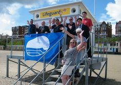 Three beaches in Waveney have been ranked amongst the best in the country as the winners of this year's Keep Britain Tidy Blue Flag and Seaside Awards were announced.