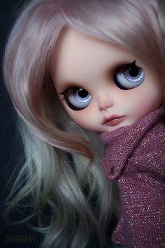 OOAK Custom Blythe Doll #94 ~ Bimba ~ By G.Baby | eBay