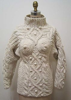 Sweater Jean Paul Gaultier, The Costume Institute