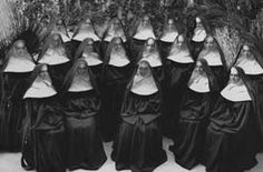 The first Sisters of Mercy arrived in the United States from Ireland in 1843