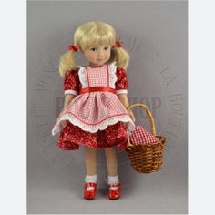 Picnic Time Grace Heartstring doll 2013