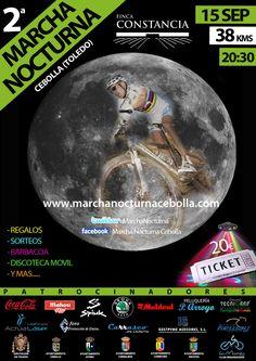 II MARCHA NOCTURNA DE CEBOLLA -   #mountainbike