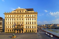 Florence Hotels, Florence Tuscany, Tuscany Italy, Excelsior Hotel, Beste Hotels, Places In Italy, Hotel Reviews, Hotels And Resorts, Luxury Hotels
