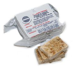 Great Tasting, Emergency Food Ration - 2400 Calorie Food Bar By Sos Food Lab