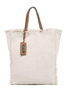 Mango Women's Canvas Shopper Bag, Beige, U MANGO http://www.amazon.com/dp/B00K5AVP72/ref=cm_sw_r_pi_dp_yZ25tb0V9WSMX