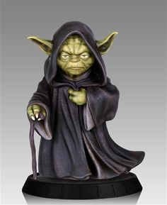 Yoda On ILUM 1:6 Scale Statue by Gentle Giant. Already own it