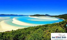 It's not called Whitehaven Beach for nothin'. Are you keen to explore Australia?