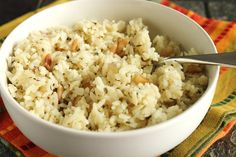 Delicious as it Looks: Herbed Basmati Rice (Low-Fructose)