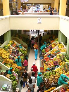 Huge Market in Ambato, Ecuador | Flickr - Photo Sharing!