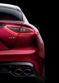 All turbo engines, all designed and honed in Germany, and on its way from KIA!? Get used to a very upgraded Kia in the coming years as it makes a name for itself rivaling BMW. And Audi, and Alfa-Romeo. And Mercedes-AMG?! At least, that is the goal. A rear-drive stance and four-door-coupe