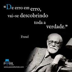 Frases e citações   Freud