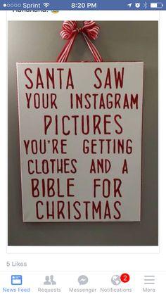 Santa Humor Z