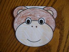 Lots and lots of more activities with monkeys on this website at making learning fun.com